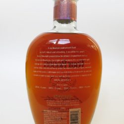 four roses small batch limited edition bourbon 2014 back