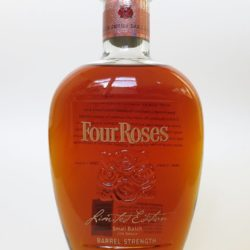 four roses small batch limited edition bourbon 2014 front