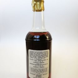 geeting & fromm kentucky nectar bourbon 8 year 1967 back