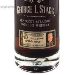 george_t_stagg_bourbon_2011_label