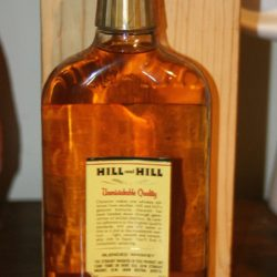 hill_and_hill_blended_whiskey_1964_back