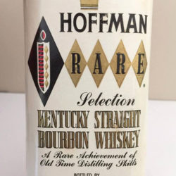 hoffman_rare_selection_bourbon_1988_front_label