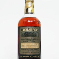i_w_harper_bonded_bourbon_1941-1946_back