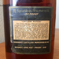 j_a_doughertys_sons_rye_back_label