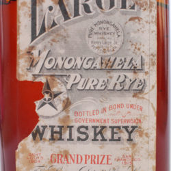 large_monongahela_pure_rye_whiskey_prohibition_front_label