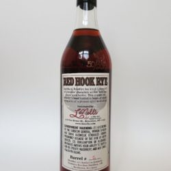 lenell's red hook rye - back