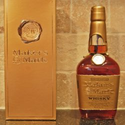 makers mark gold limited edition 1984 front