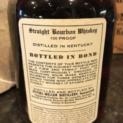masterpiece_8_year_bourbon_stitzel_weller_bonded_1947-1955_back
