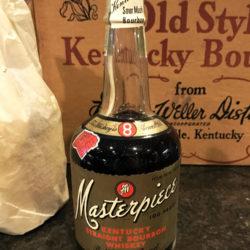masterpiece_8_year_bourbon_stitzel_weller_bonded_1947-1955_front