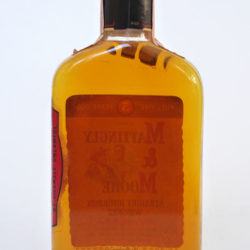 mattingly_and_moore_5_year_86_proof_bourbon_half_pint_1963_back