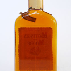 mattingly_and_moore_5_year_86_proof_bourbon_half_pint_1966_back
