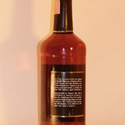 michter's whiskey 101 proof 1983 - back