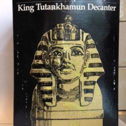 michter's tutankhamun decanter box front
