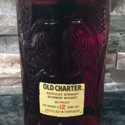 old_charter_12_year_bourbon_1967_back_label