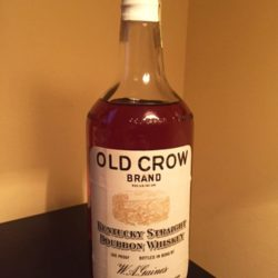old_crow_bonded_bourbon_1946_front