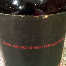 old_fitzgerald_1849_10yr_back_label