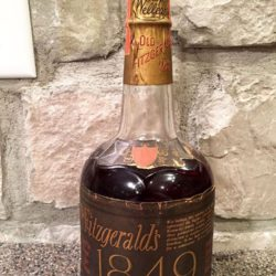old fitzgerald 1849 bourbon 10 year front