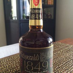 old fitzgerald 1849 bourbon 1987 front