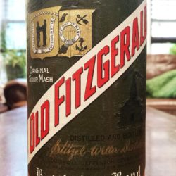 old_fitzgerald_6_bonded_1964_front_label