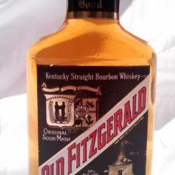 old fitzgerald bonded bourbon 1993 - front