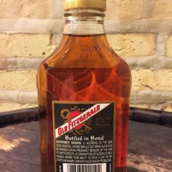 old_fitzgerald_bonded_bourbon_200ml_1999_back