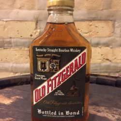 old_fitzgerald_bonded_bourbon_200ml_1999_front