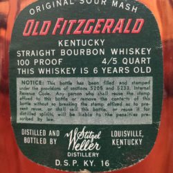 old_fitzgerald_bonded_decanter_1960_back_label