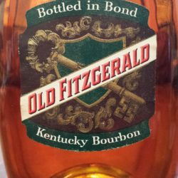 old_fitzgerald_bonded_decanter_1960_front_label
