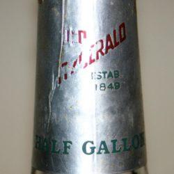 old_fitzgerald_bonded_half_gallon_1973_cap