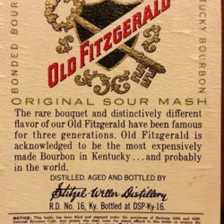 old_fitzgerald_bonded_pint_1971_back_label