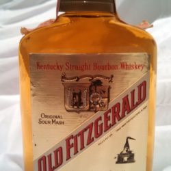 old fitzgerald prime 80 proof 1986 - front
