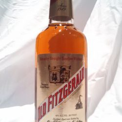 old fitzgerald prime 80 proof 1994 - front