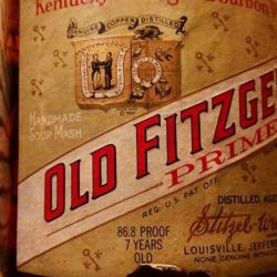 old_fitzgerald_prime_half_gallon_front_label