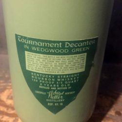 old_fitzgerald_tournament_decanter_1963_back_label