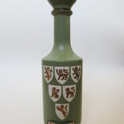 old fitzgerald tournament decanter bourbon 1963 - front