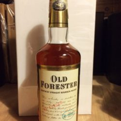 old_forester_4yr_86_proof_bourbon_1978_front