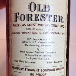 old_forester_80pf_1977_back_label