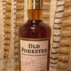 old_forester_86_proof_bourbon_1973_front
