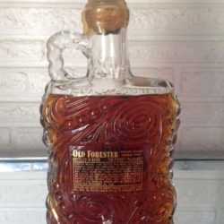 old_forester_bonded_decanter_1948-1952_back