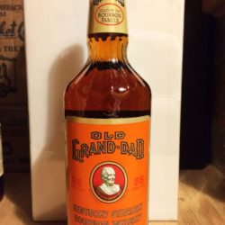 old_grand_dad_86_proof_bourbon_750ml_1991_front