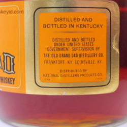 old_grand_dad_86_proof_bourbon_half_gallon_1974_side1