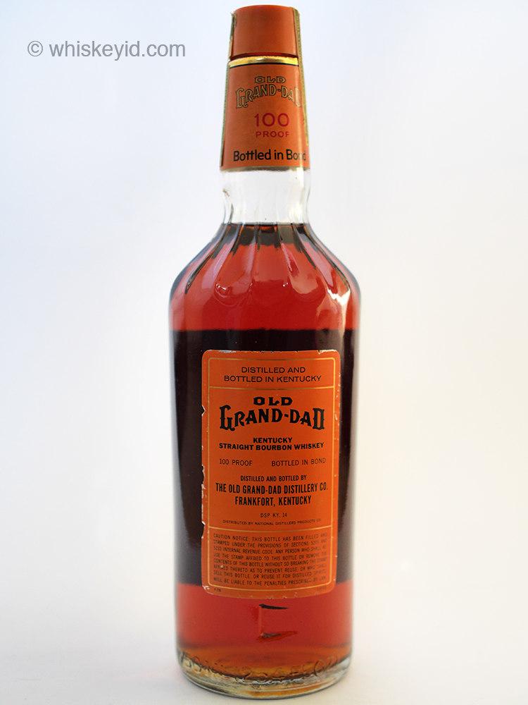 old_grand_dad_bonded_bourbon_1971-1978_back