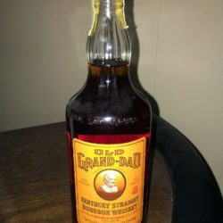 old_grand_dad_bonded_bourbon_1971_front