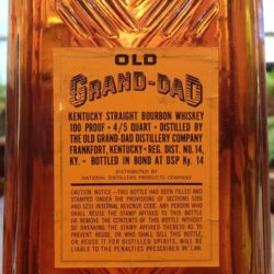 old_grand_dad_bonded_decanter_1962_back_label