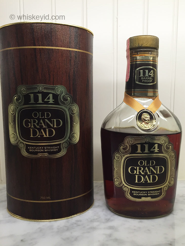 old_grand_dad_bourbon_114_lot_8_1982_front