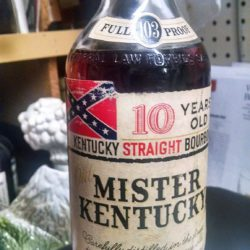 old mister kentucky bourbon front