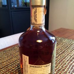 old overholt 1810 pennsylvania rye 1974 back