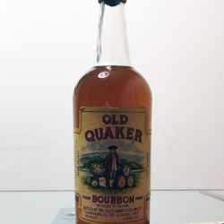 old_quaker_4yr_86_proof_bourbon_seagrams_1972_front