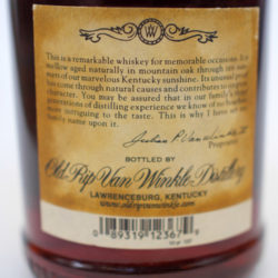 old_rip_van_winkle_10_year_107_proof_bourbon_lawrenceburg_2000_back_label