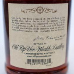 old_rip_van_winkle_10_year_90_proof_bourbon_lawrenceburg_1999_back_label